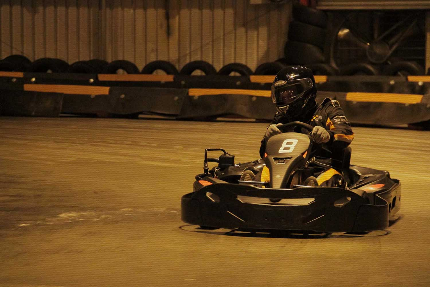 NCE Computer Group Karting