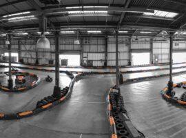 Formula Fast Indoor Go Karting Milton Keynes Track Panoramic