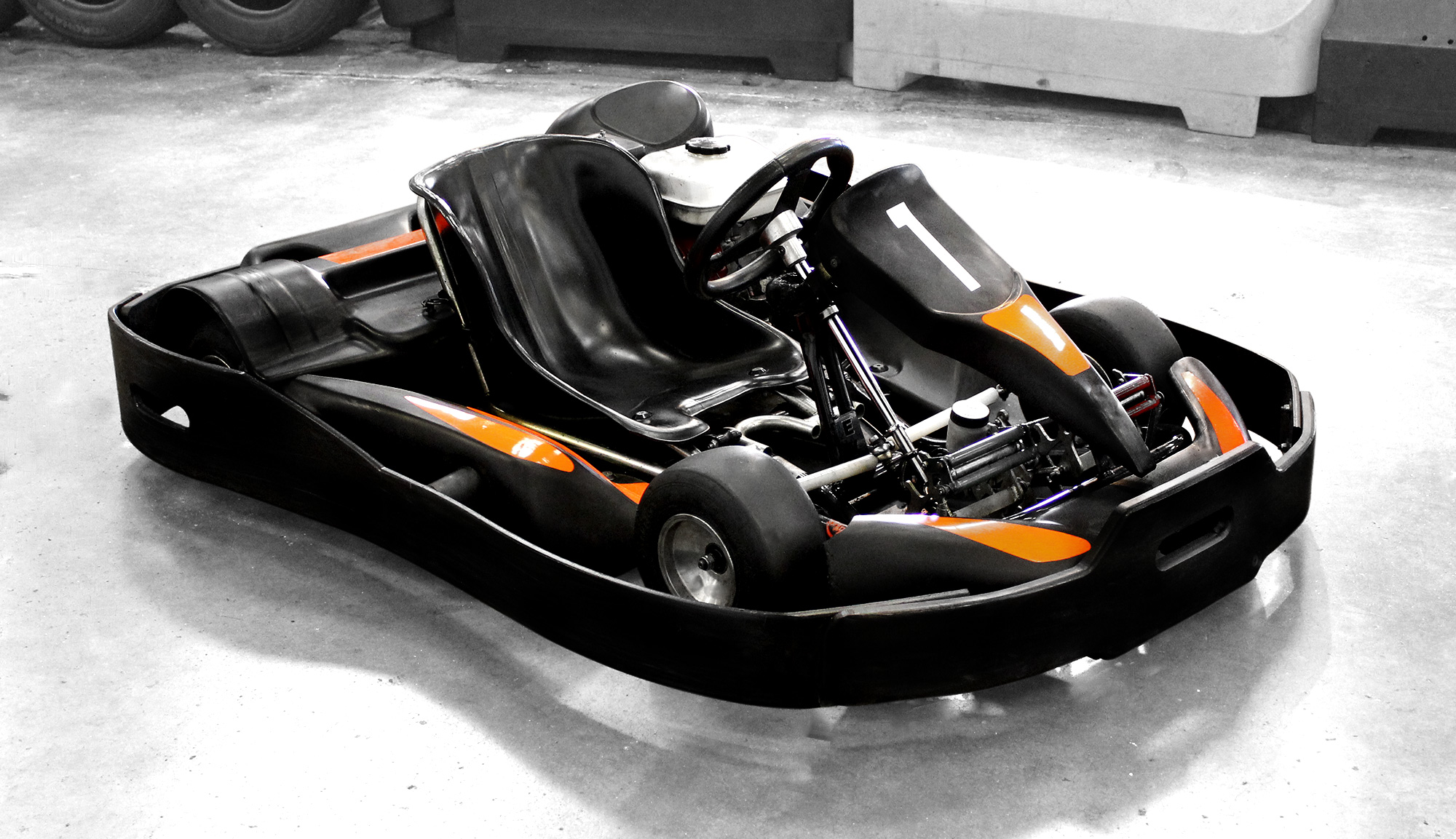 The Go Karts at Formula Fast | Indoor Go Karting at Milton