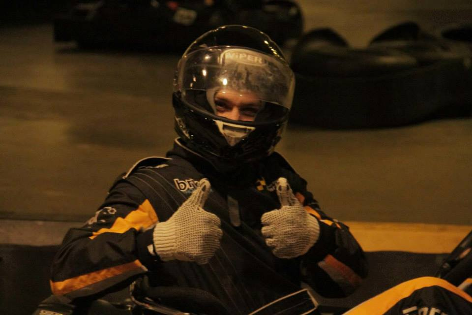Thumbs Up On The Grid