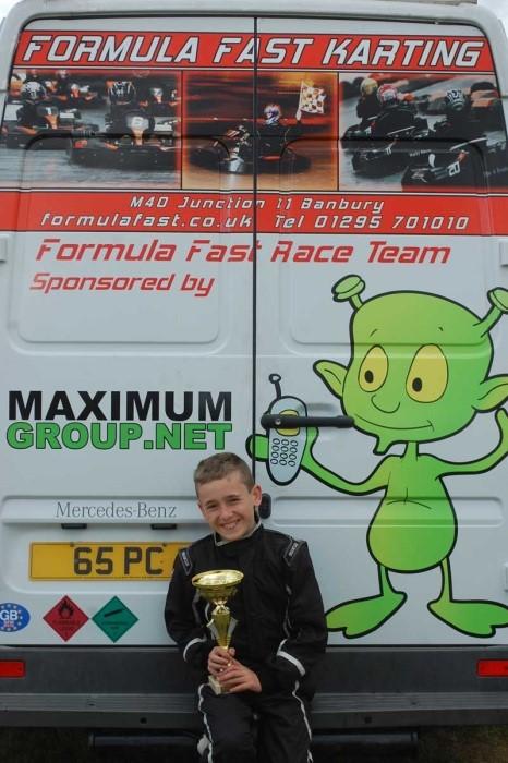 Matthew Graham Formula Fast 2015