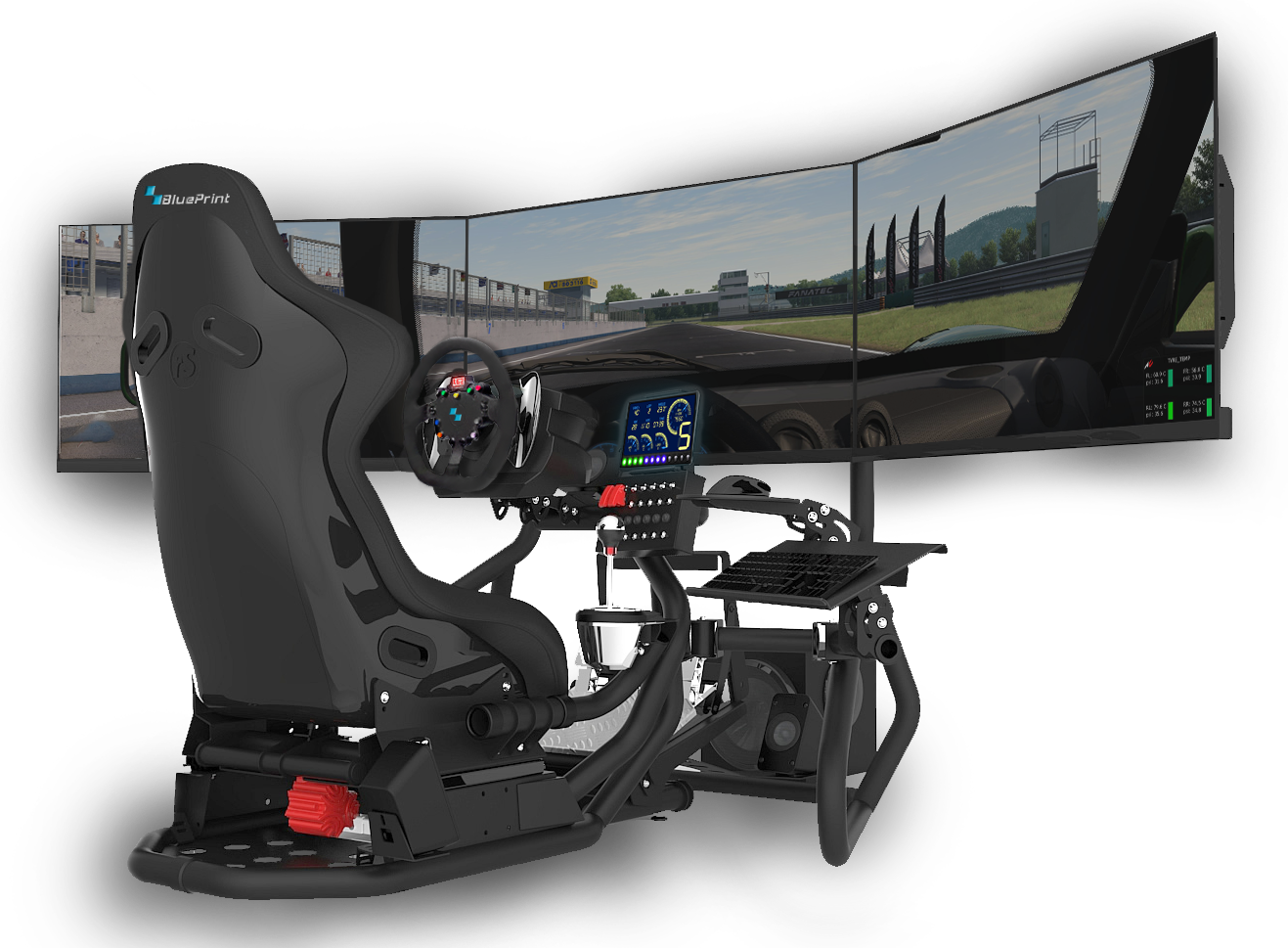 racing simulators formula fast indoor go karting