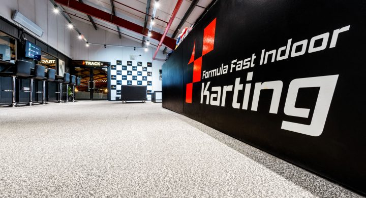 Formula Fast Reception